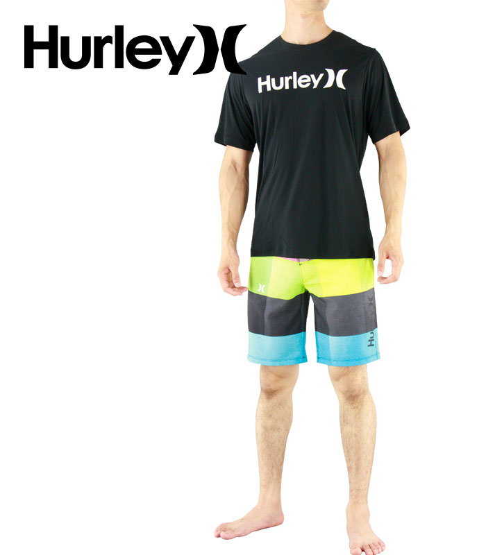 SALE  ハーレー マルチカラー サーフパンツ サーフトランクス 水着 HURLEY MBS0006310 MLT