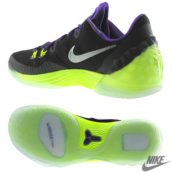 386a1bd33aa2 ... Gold White 815757 071 Bryant Mens Basketball nike zoom kobe venomenon 5  mens basketball shoe ...