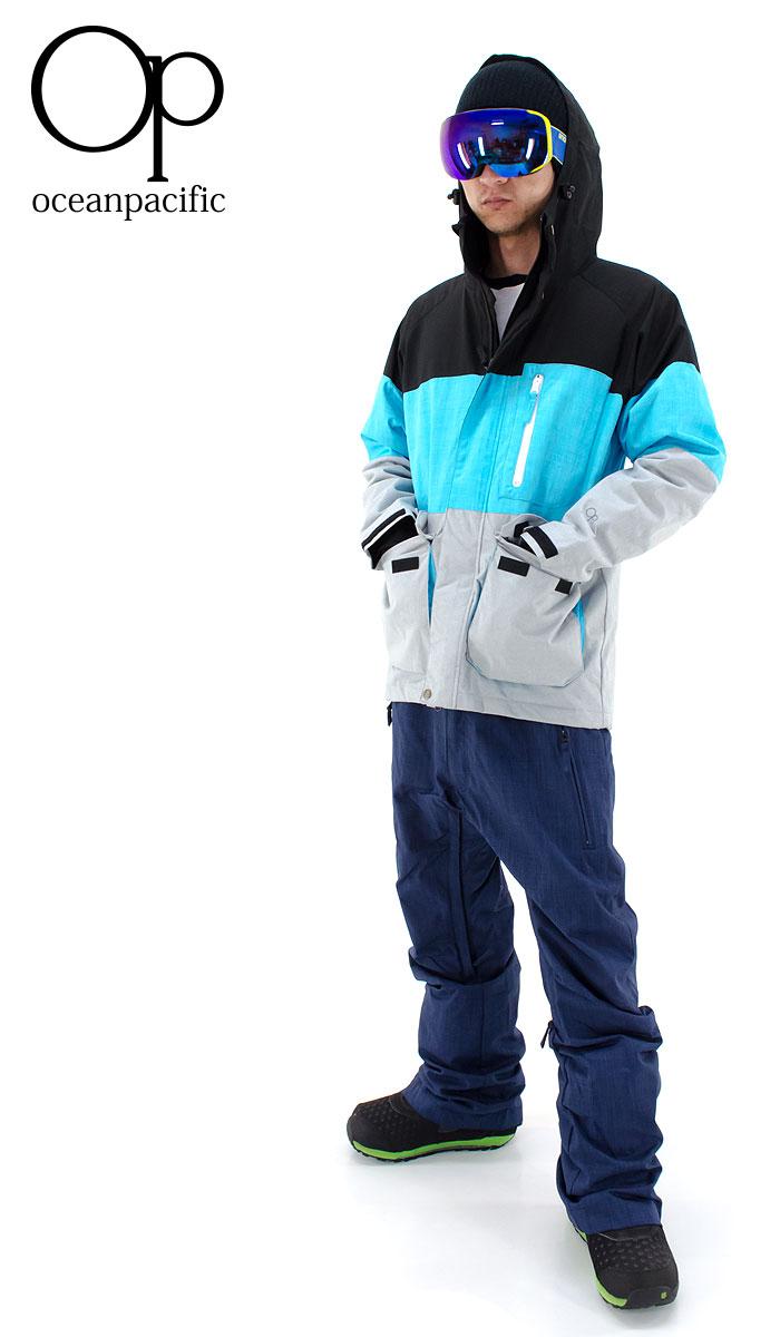 オーピー メンズ スノボジャケット スノーウェア OP スノボージャケット ジャケット ボードウェア 546405