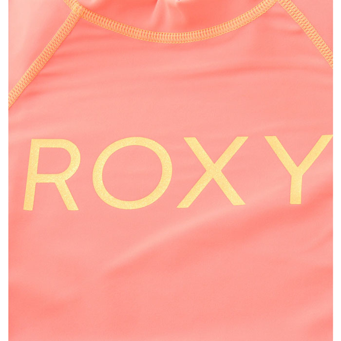 SALE ロキシー ROXY キッズ 長袖ロゴラッシュガード 100~150cm MINI RASHIE L/S TLY171062