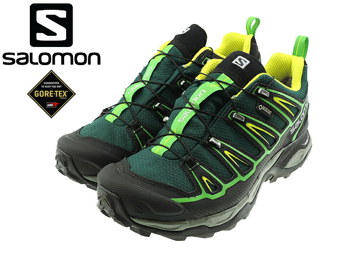 SALOMON サロモン GORE-TEX X ULTRA 2 GTX Xウルトラ 2 ゴアテックス L39184000 ハイキングシューズ