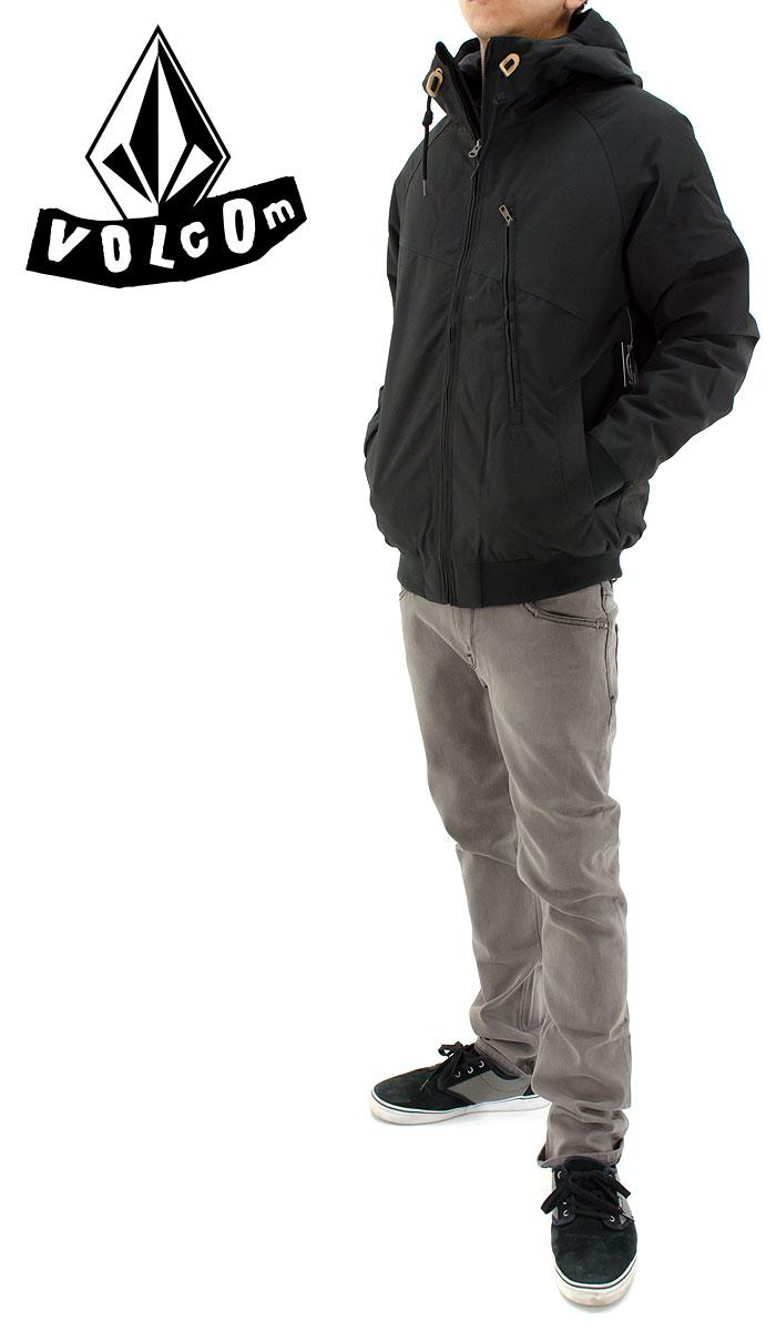 ボルコム Hernan Jacket(A1731459) VOLCOM メンズ ジャケット ジャンパー 中綿 ブルゾン 防水