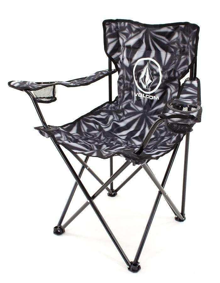 ボルコム ビーチチェア 2脚セット Volcom 椅子 折りたたみ ビーチチェアー キャンプ アウトドアチェア