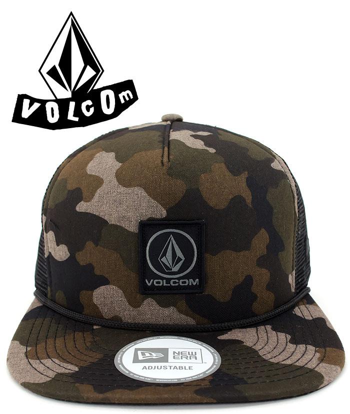 ボルコム メッシュキャップ VOLCOM CAP