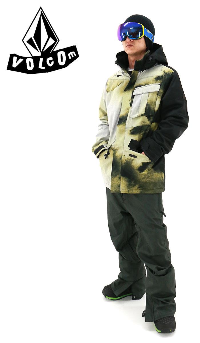 VOLCOM(ボルコム) MAILS INS JKT(G0451706) SEP スノーボードジャケット スノボーウェア スノーウェア