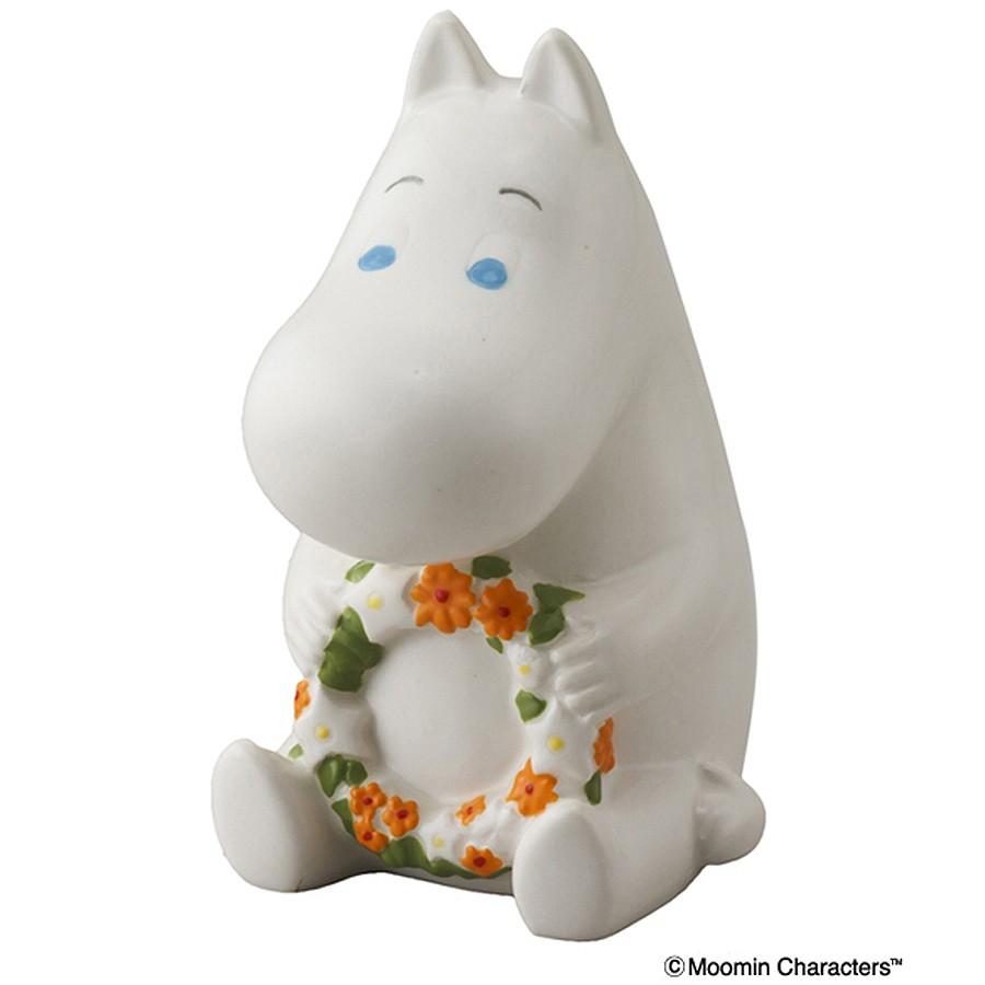 【ポイント10倍】Moomin ムーミン 貯金箱【楽ギフ_包装選択】 【楽ギフ_のし宛書】 【楽ギフ_メッセ入力】