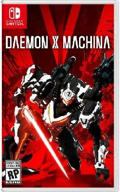 SWITCH Daemon X Machina(デモンエクスマキナ)〈Nintendo〉9/13発売[新品]
