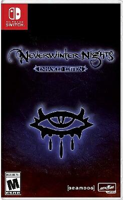 SWITCH Neverwinter Nights:Enhanced Edition(ネバーウインターナイツ エンハンスド エディション北米版)12/10発売[新品]