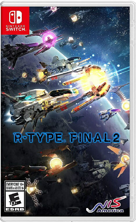 SWITCH R-Type Final 2 Inaugural Flight Edition 北米版[新品]4/30発売
