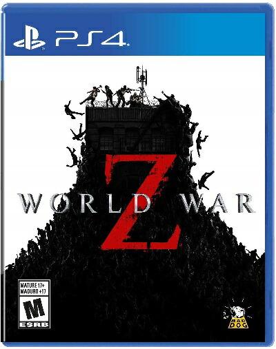 PS4 World War Z(ワールド・ウォーZ 北米版)〈Mad Dog Games〉4/16発売[新品]