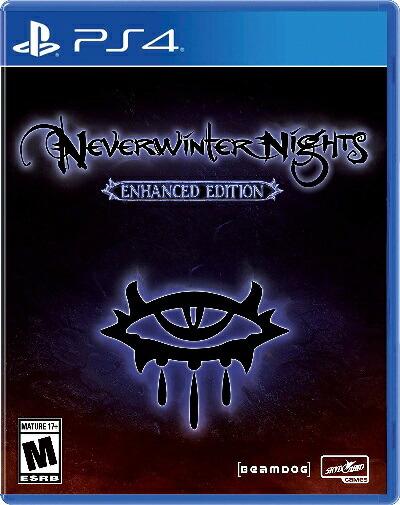 PS4 Neverwinter Nights:Enhanced Edition(ネバーウインターナイツ エンハンスド エディション北米版)12/10発売[新品]