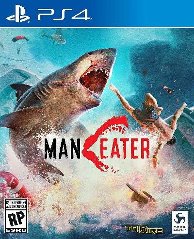 PS4 Maneater 北米版[新品]5/22発売