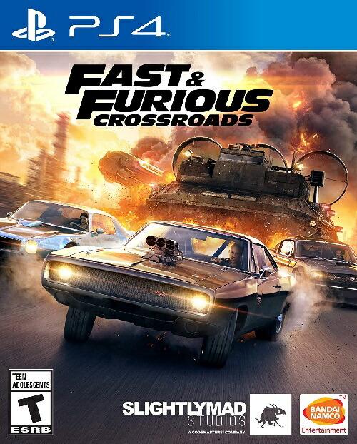 PS4 Fast & Furious Crossroads 北米版[新品]8/7発売