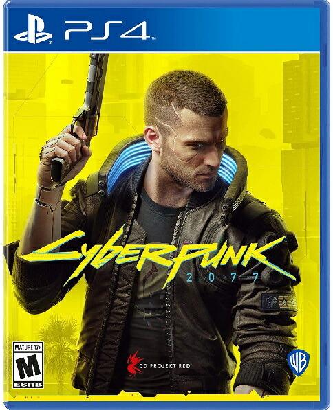 PS4 Cyberpunk 2077 北米版[新品]12/10発売