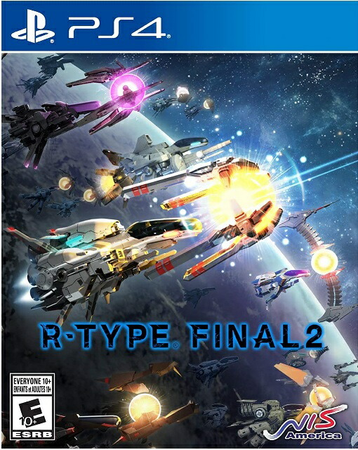 PS4 R-Type Final 2 Inaugural Flight Edition 北米版[新品]4/30発売