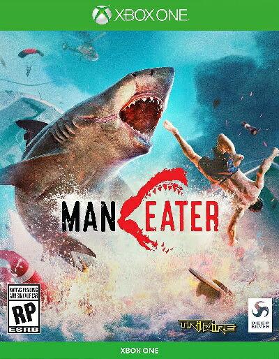 XboxONE Maneater 北米版[新品]5/22発売