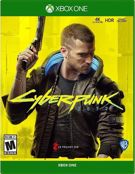 XboxONE Cyberpunk 2077 北米版[新品]12/10発売
