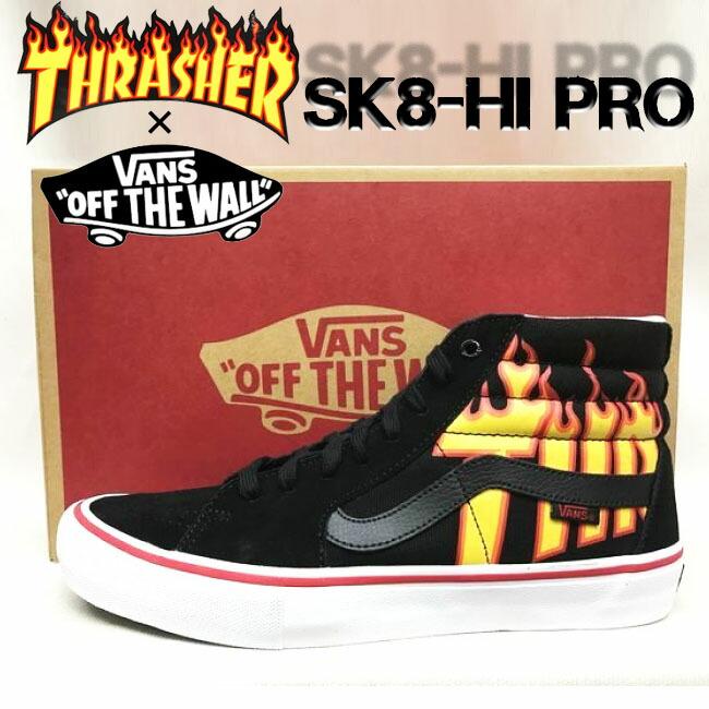 VANS � THRASHER SK8-HI PRO
