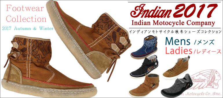 indianシューズ2016