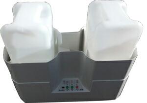 高濃度次亜塩素酸水ドクタープラス対応超音波加湿器JM-300