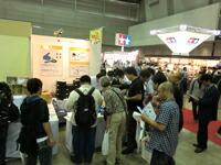 全日本模型ホビーショー出展の様子