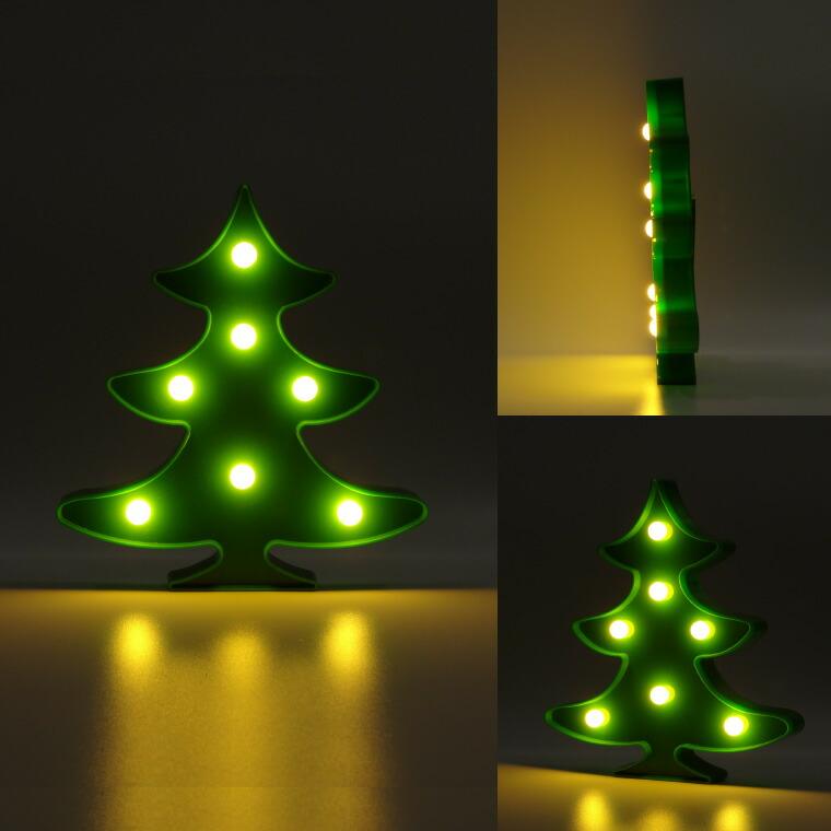 ツリー、クリスマスツリー、グリーン、LEDライト、インテリアライト、デスクライト、スタンドライト、間接照明、インテリア雑貨、北欧雑貨、アメリカ雑貨