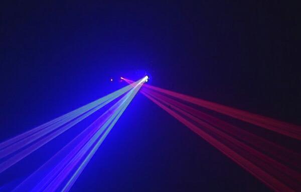 レーザーステージライト LS-dl22