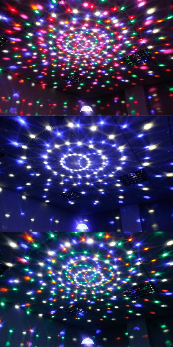 【楽天市場】ステージライト Ls 62 ミラーボール カラーボール Led エフェクト ライト ライティング 演出