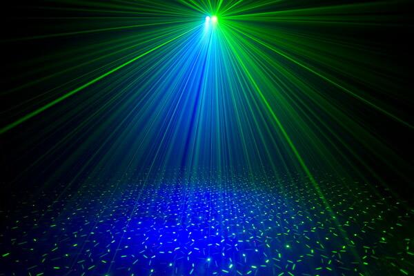レーザーステージライト LS-LL7150