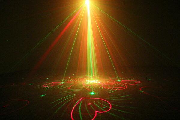 レーザーステージライト  LS-L5RGRG