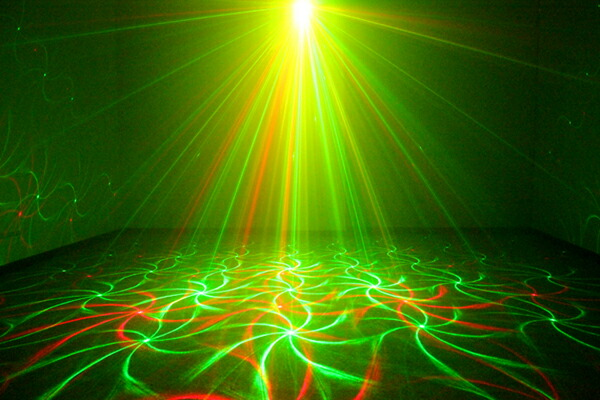 レーザーステージライト LS-Q314