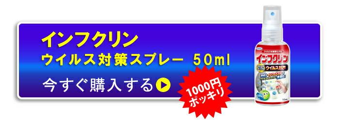 インフクリン1000円ポッキリ