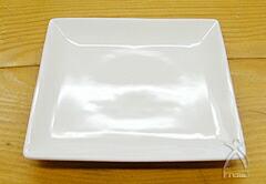 森修焼「ありがとう」銘々皿(角皿)の画像
