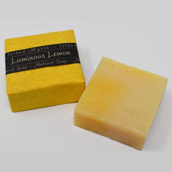 アイランドミスティック オーガニックココソープ ルミナスレモン