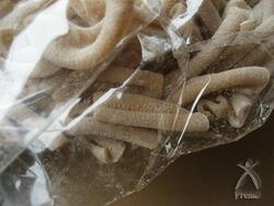 【アサクラの古代小麦パスタ】低温乾燥の証