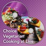 ベジタリアン料理家ericoの「Choice Vegetarian Cooking at Live」