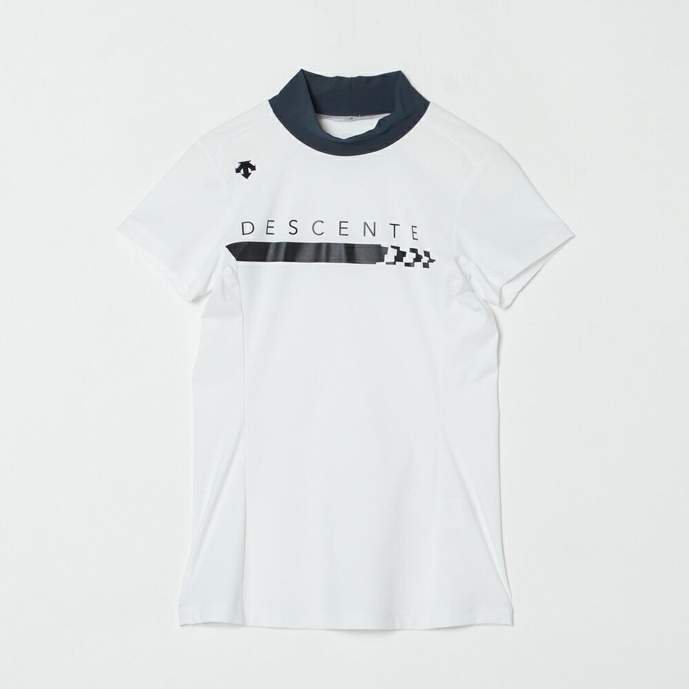 デサントゴルフ ネックシャツ