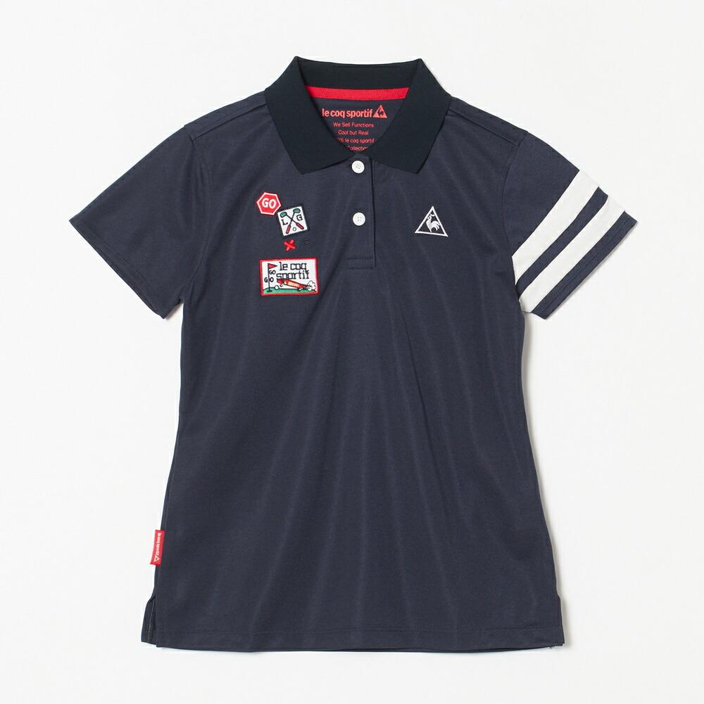 ルコックゴルフ 半袖シャツ