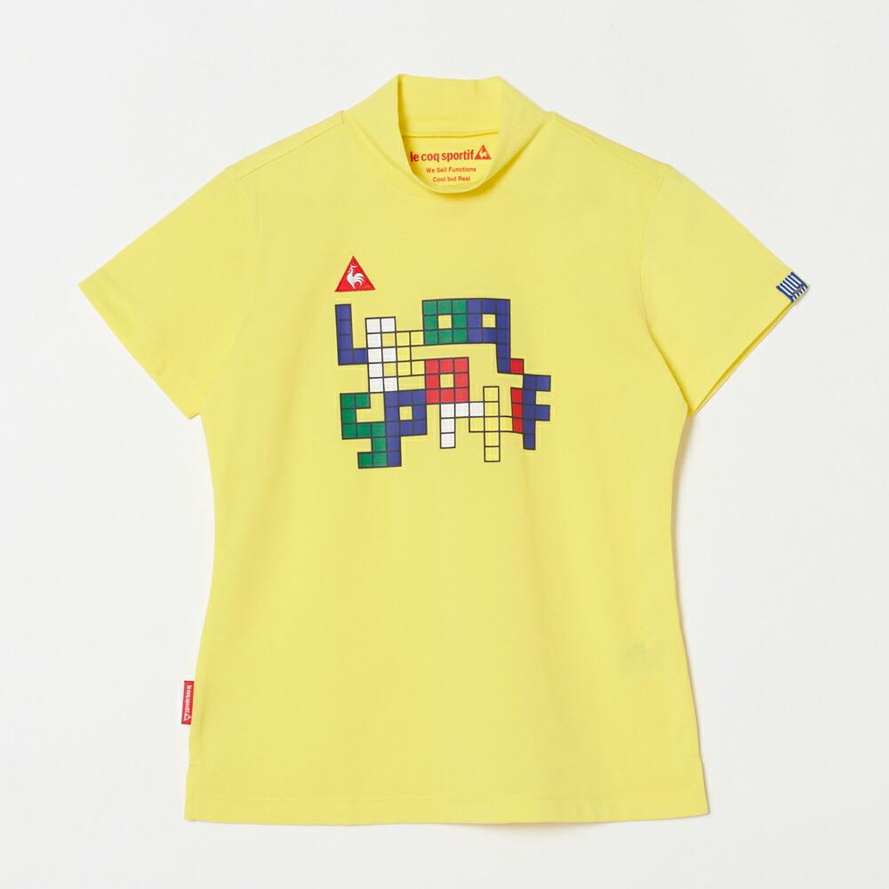 ルコックゴルフ ネックシャツ