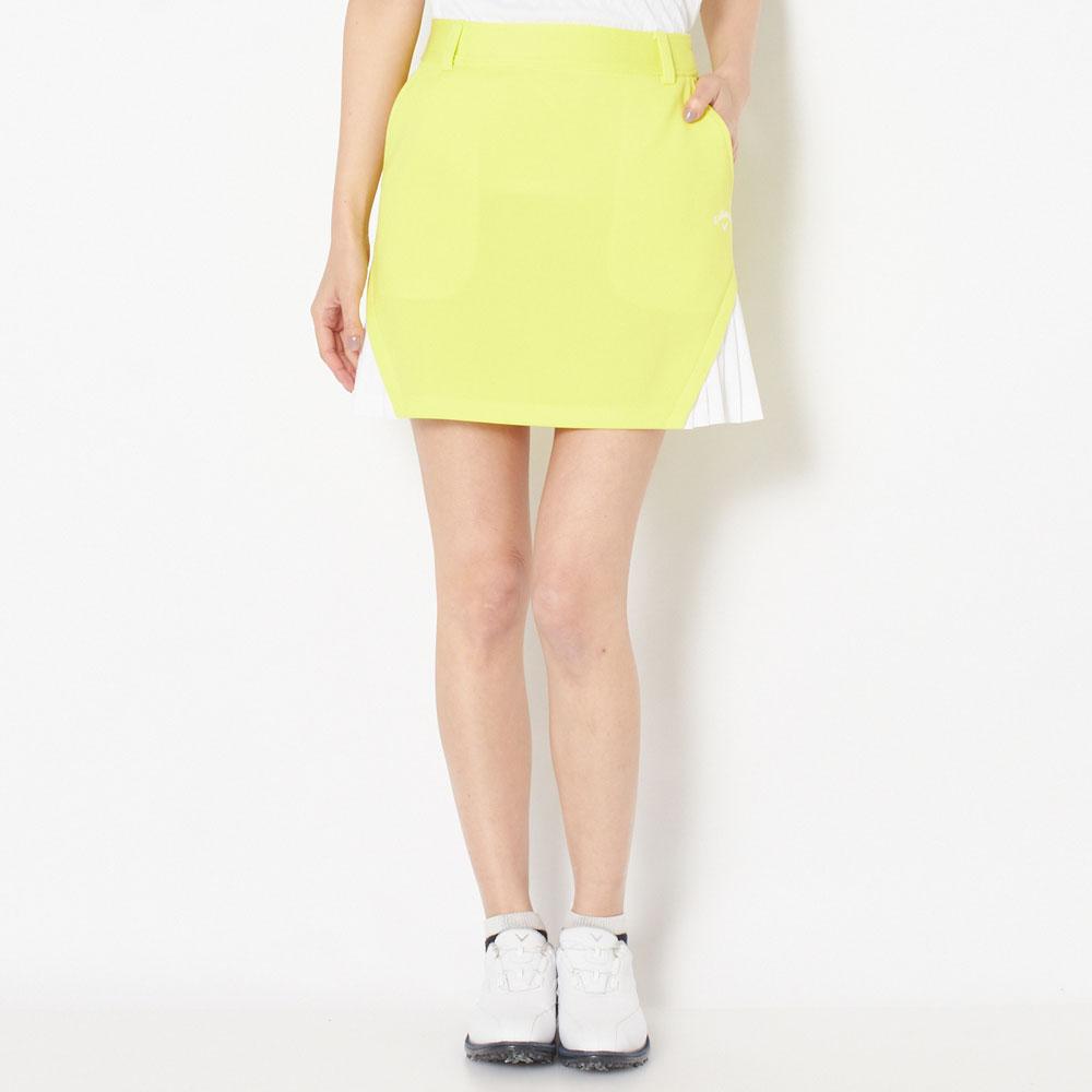 キャロウェイ スカート レディース 全3色 M/L/LL Callaway 女性 ゴルフウェア かわいい オシャレ 大きいサイズ レジャー コース 春 夏