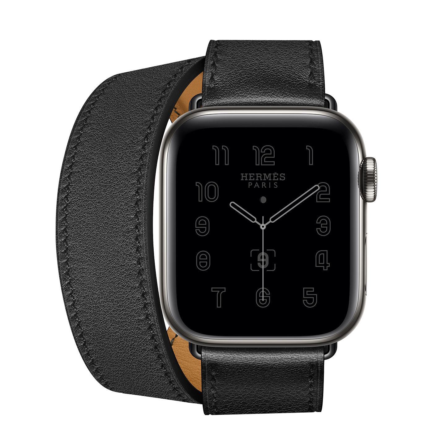 Apple Watch Hermes スペースブラック