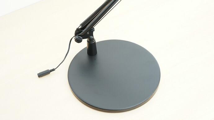 タッチレスセンサー デスクライトEXARM DIVAのディテール6