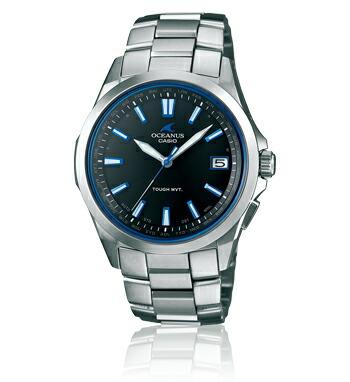 電波 ソーラー オシアナス OCEANUS OCW-S100-1AJF 腕時計 メンズ CASIO カシオ