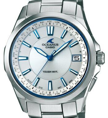 電波 ソーラー オシアナス OCEANUS OCW-S100-7AJF 腕時計 メンズ CASIO カシオ