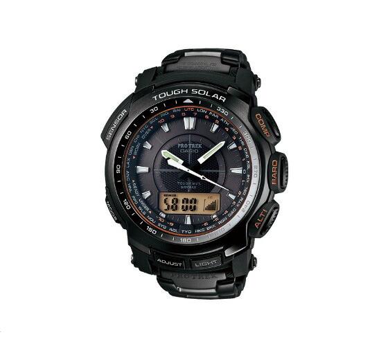 PROTREKプロトレックPRW-5100YT-1JFカシオCASIO腕時計プロトレック正規品