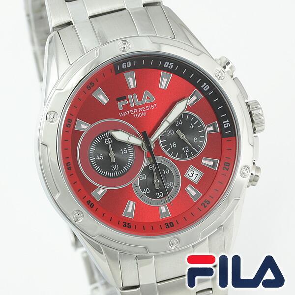 フィラFILAメンズアナログ腕時計メンズウォッチFA1049-32