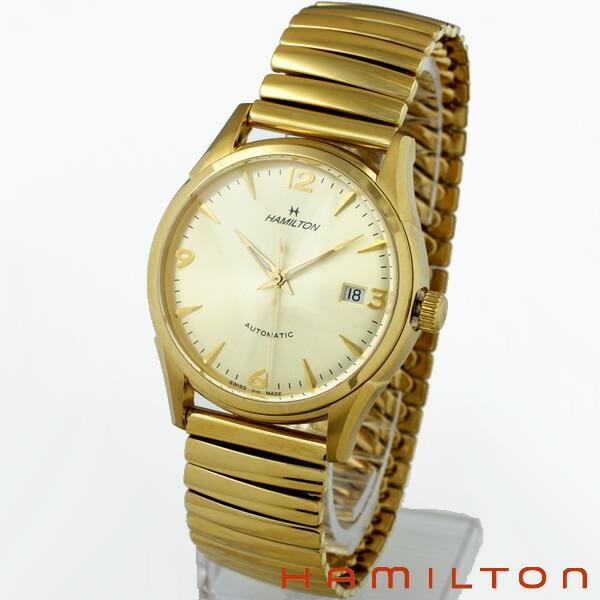 ハミルトンHAMILTON腕時計JazzmasterThin-o-matic38mmジャズマスターシノマティック38mmH38435221メンズ