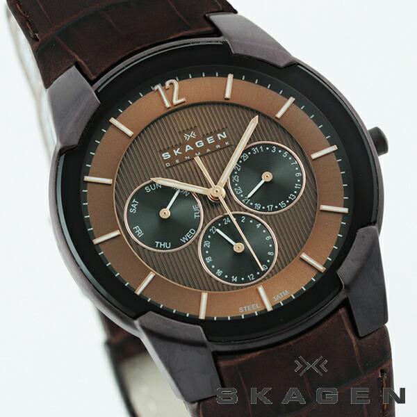 スカーゲンSKAGEN腕時計ウォッチ856xldrd