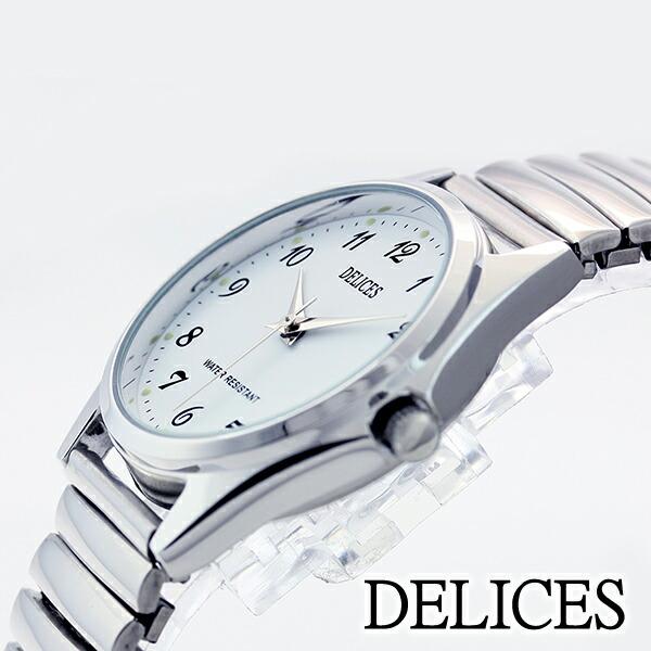 DELICESスタンダードウォッチDE001-03