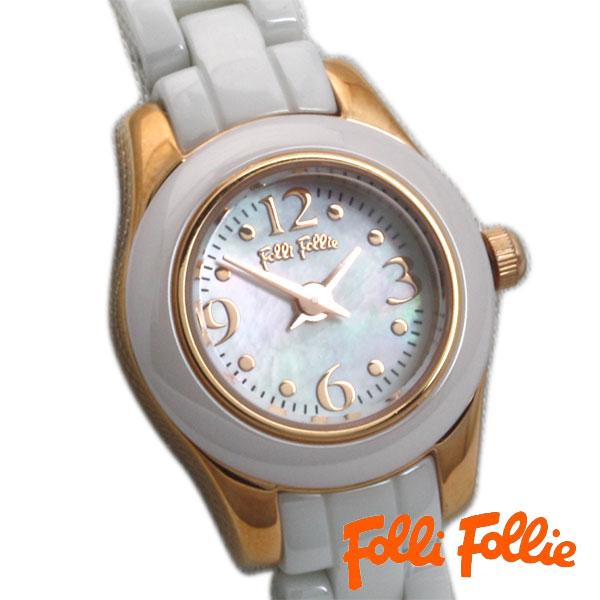 フォリフォリ 腕時計 FOLLI FOLLIE WF1R012BPW レディース 時計